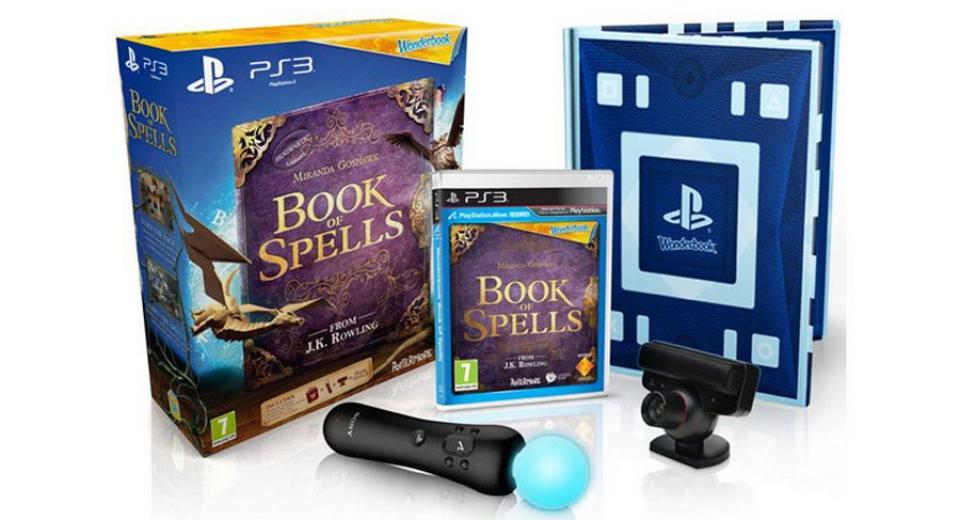 Wonderbook: Book of Spells PS3 Review