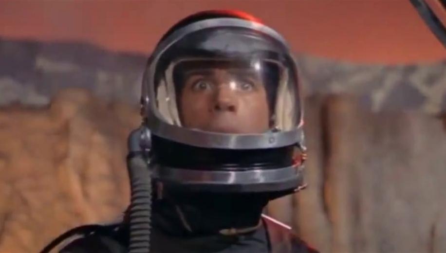 Robinson Crusoe on Mars Blu-ray Review