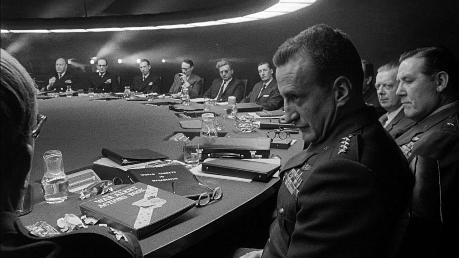 Dr. Strangelove or: How I Learned to Stop Worrying and Love the Bomb Movie Review