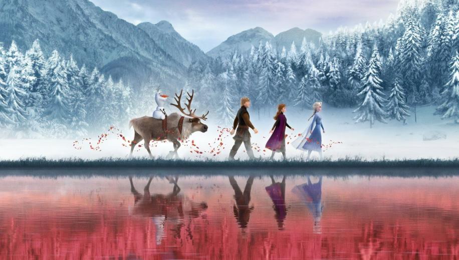 Frozen II 4K Blu-ray Review
