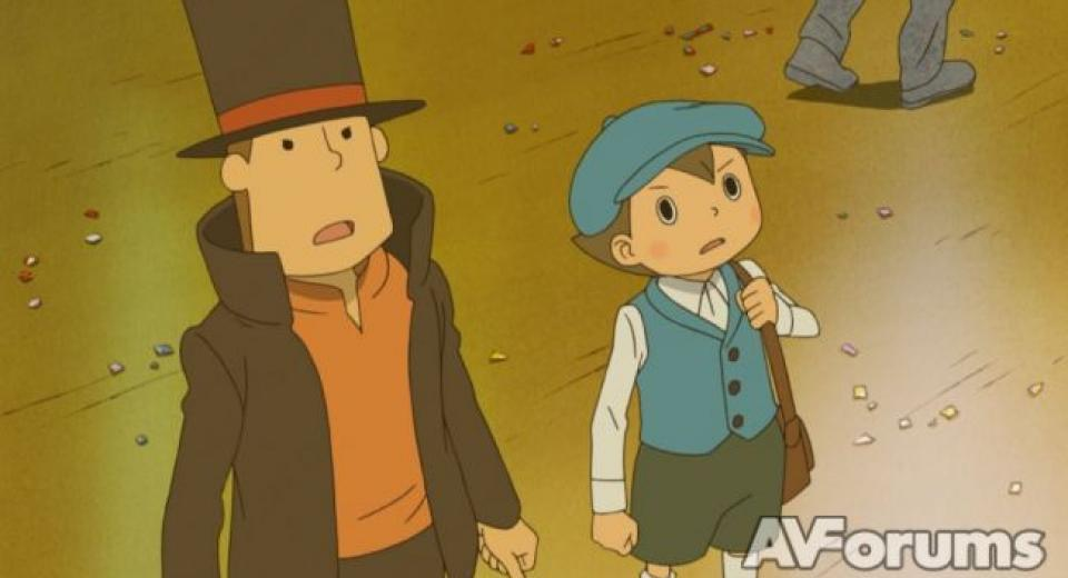 Professor Layton and the Miracle Mask 3DS Review