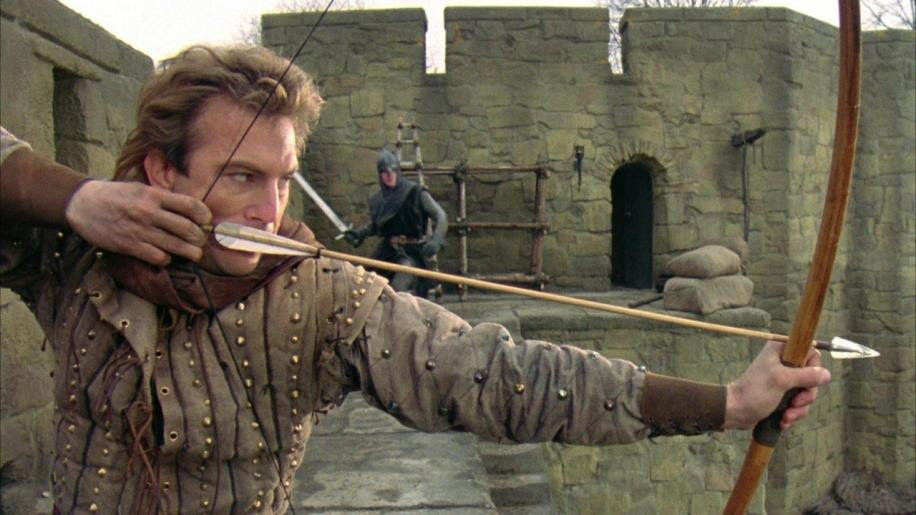 Robin Hood: Prince Of Thieves Extended Edition DVD Review
