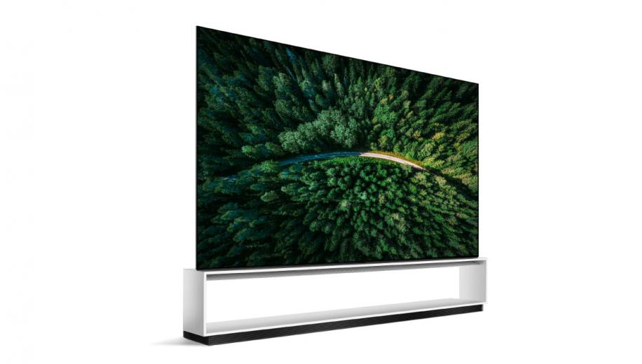 LG's first 8K OLED and new 8K NanoCell TVs begin rollout