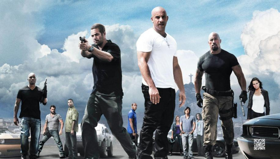 Fast Five 4K Blu-ray Review