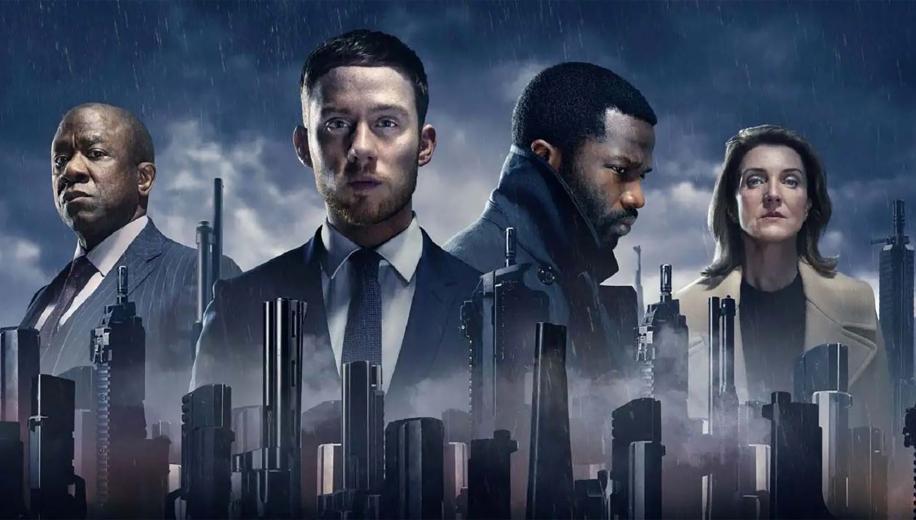Gangs of London Blu-ray Review