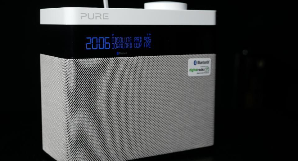 PURE POP Maxi DAB+ FM Radio Review