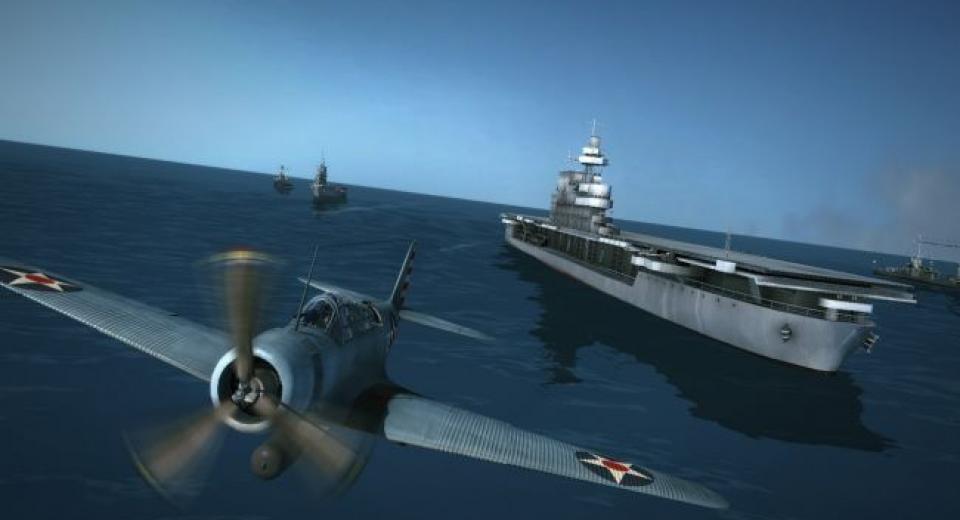 Damage Inc. Pacific Squadron WW2 Xbox 360 Review