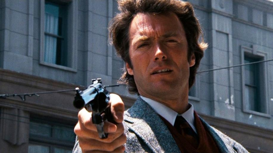 Dirty Harry Movie Review