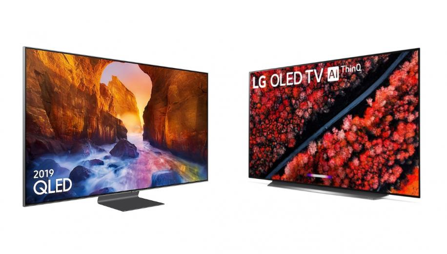 Samsung QLED TVs outsell combined OLED sales