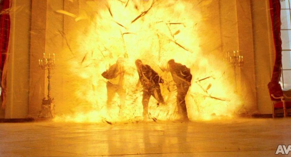 Olympus Has Fallen - Blu-ray Review