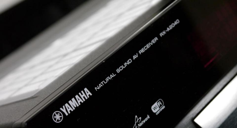 Yamaha RX-A2040 AV Receiver Review