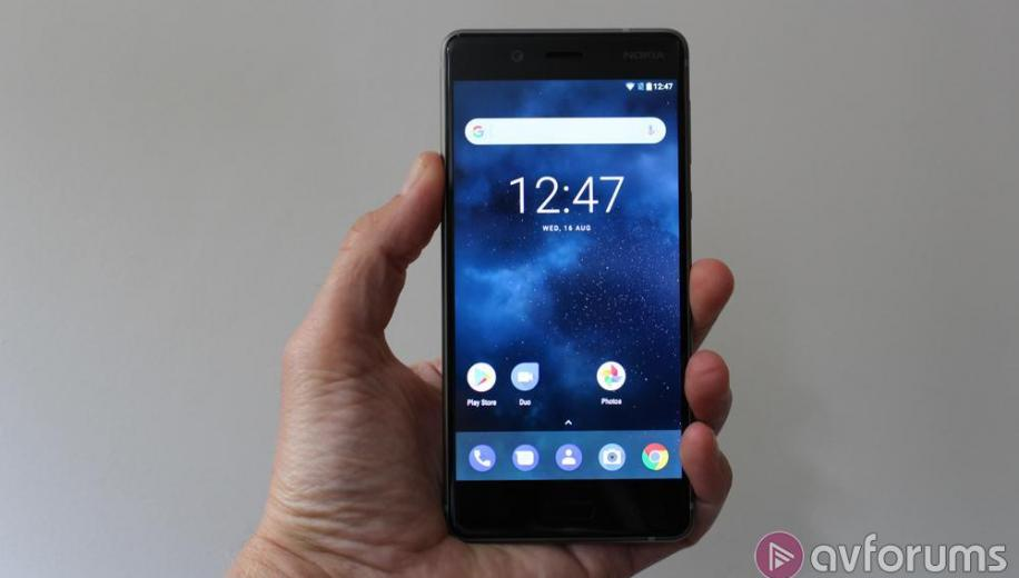 Nokia 8 Smartphone Review