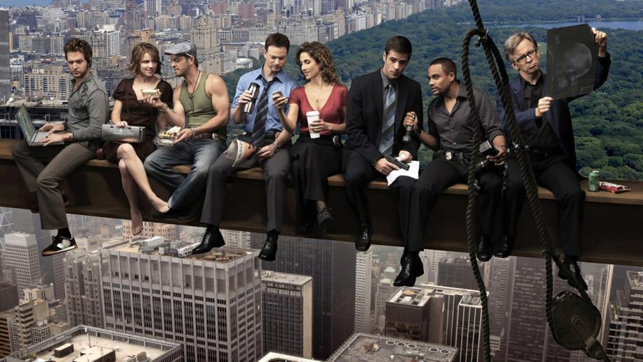 Csi: New York Season 1.1 DVD Review