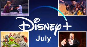 What's New on Disney+ UK for July 2020