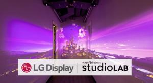 LG Display teams with Disney for OLED Projects
