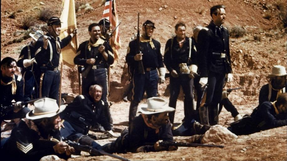 Fort Apache Movie Review