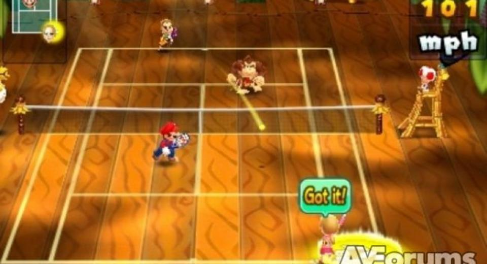 Mario Tennis Open 3DS Review