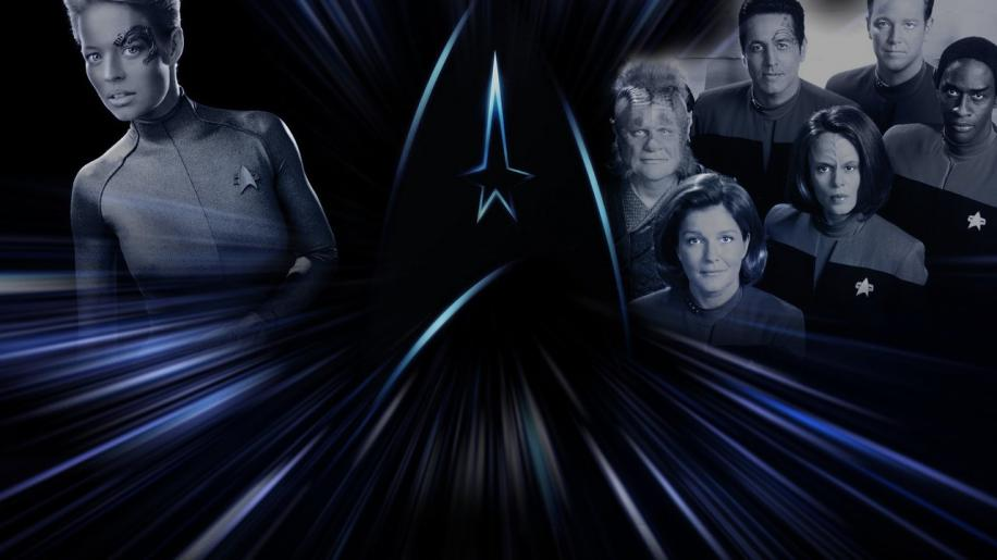 Star Trek: Voyager: Season 5 DVD Review