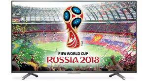 TV shipments scored big in 2018 thanks to World Cup