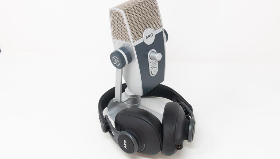 AKG Podcaster Essentials Kit Review