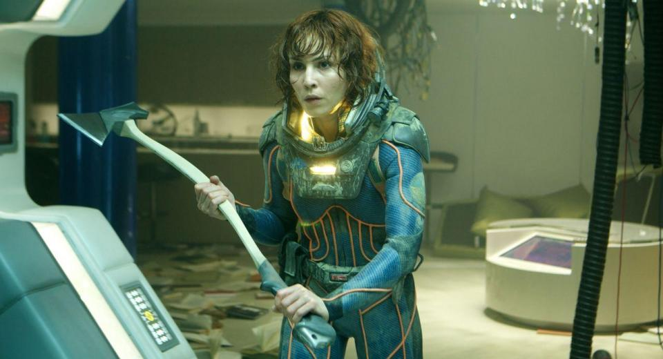 Prometheus 3D Blu-ray Review