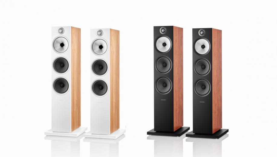 Bowers & Wilkins launch 600 Series Anniversary Edition speakers