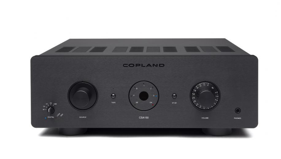 Copland announces CSA150 hybrid integrated amplifier