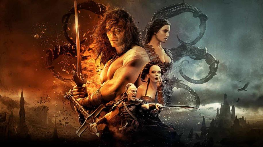 Conan the Barbarian Movie Review