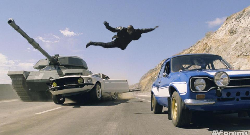 Fast & Furious 6 Blu-ray Review
