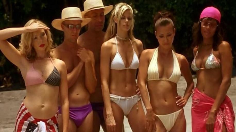 Death to the Supermodels Movie Review