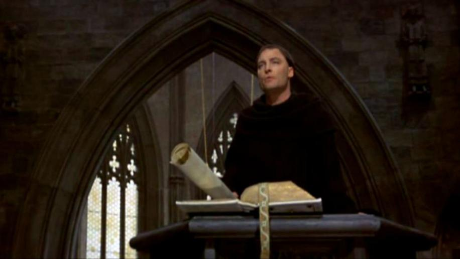 Luther DVD Review