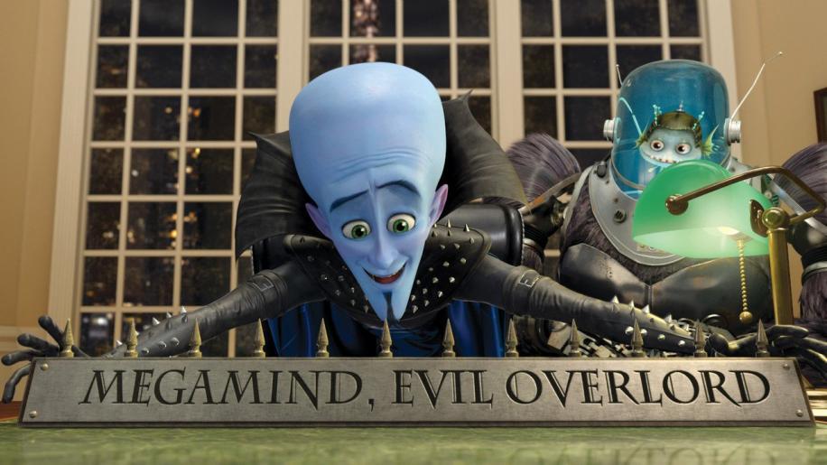Megamind Movie Review | AVForums