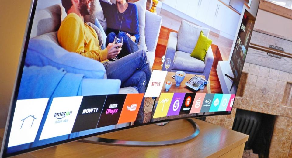 LG 65EC970V (EC970V) Ultra HD 4K OLED TV Review