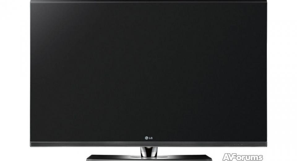 LG SL8000 (42SL8000) LCD TV Review