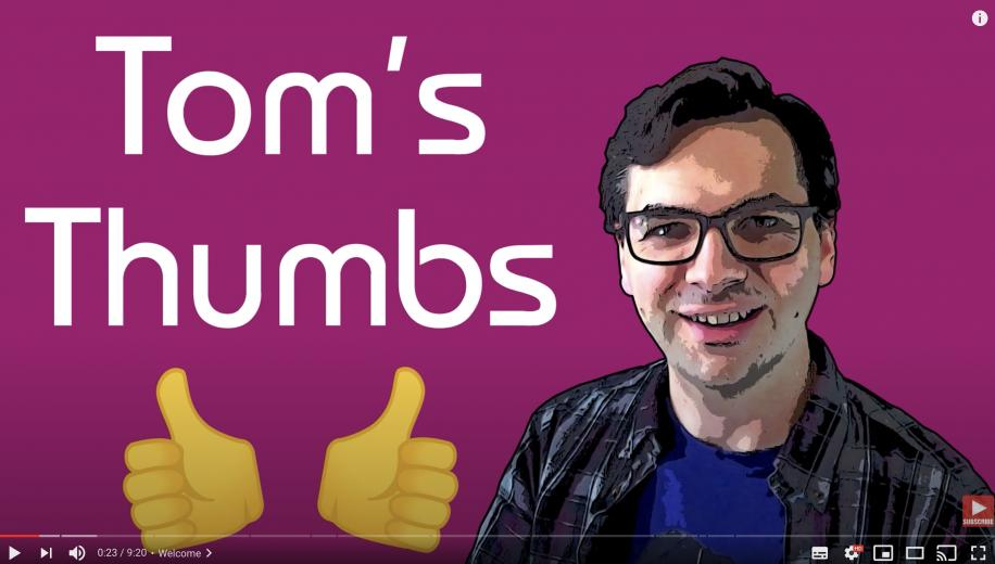 Tom's Thumbs: What is coming to Netflix in November 2020