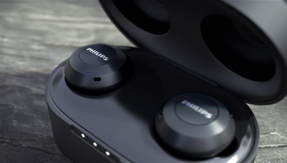 Philips unveils premium ANC headphones for 2020
