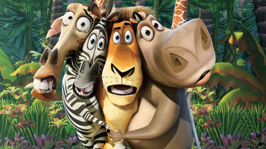 Madagascar DVD Review
