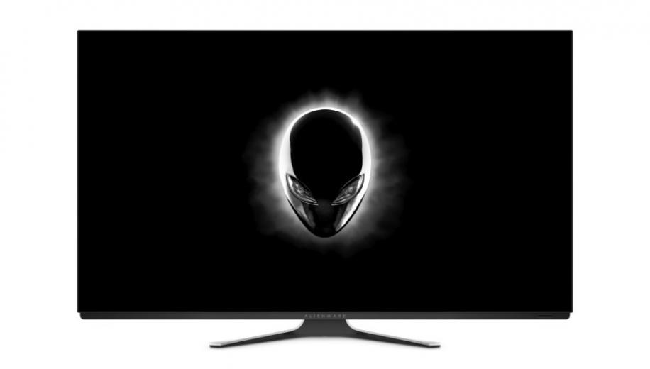 Alienware AW5520QF 55-inch OLED monitor available on September 30th