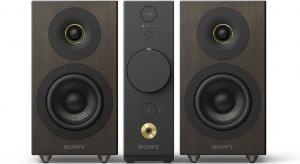 Sony goes high-end with new desktop listening system