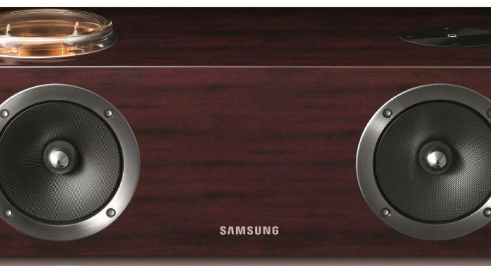 Samsung DA-E750 Dual Docking Speaker Review