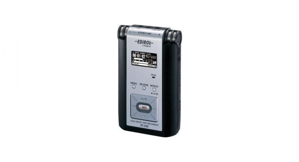Roland Edirol R-09 Digital Recorder Review