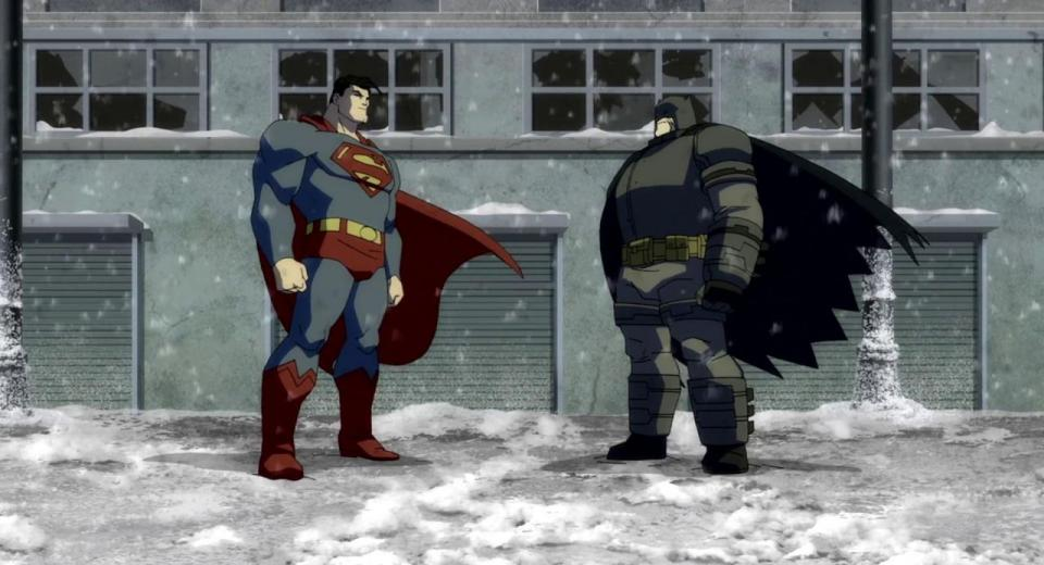 Batman: The Dark Knight Returns, Part 2 Movie Review