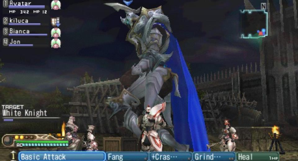 White Knight Chronicles: Origins PSP Review