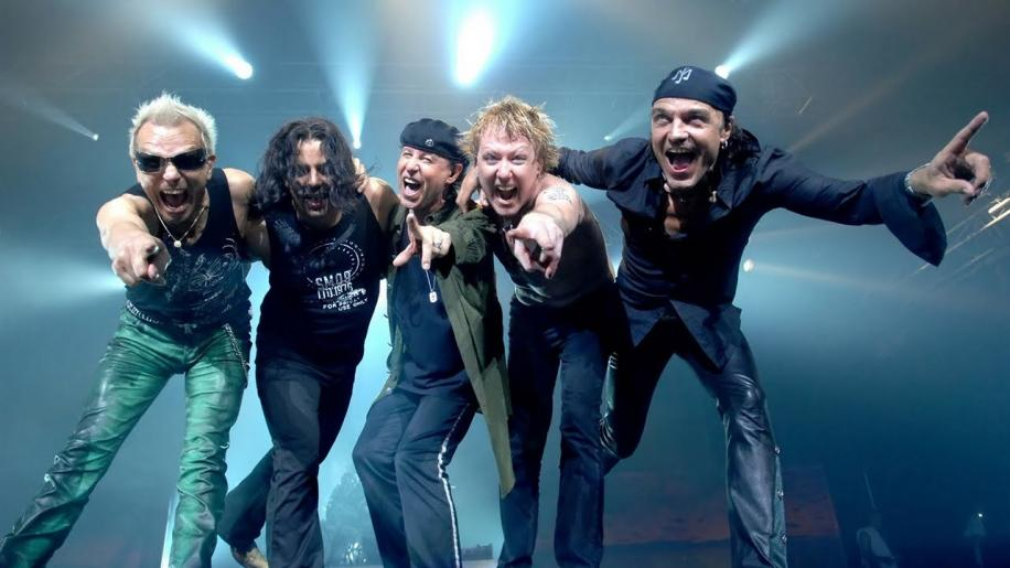 The Scorpions: Moment Of Glory (Live With The Berlin Philharmonic Orchestra) DVD Review