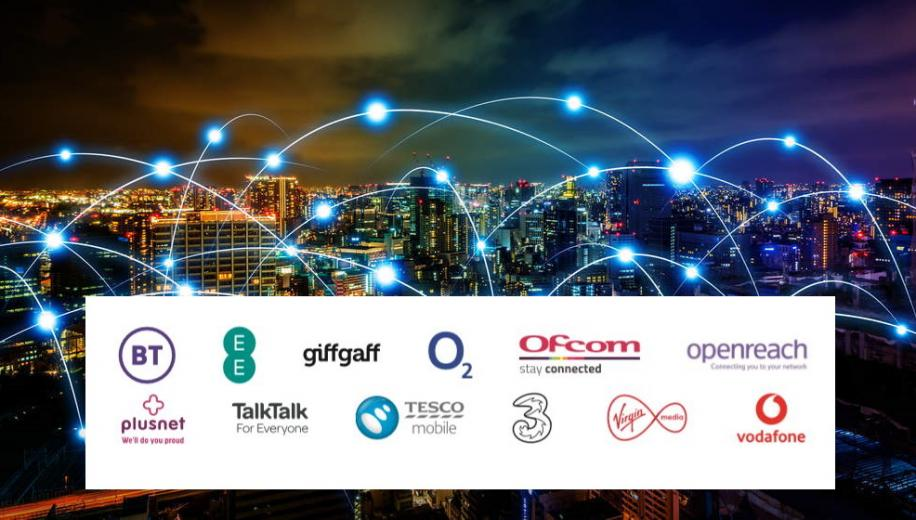 UK telecoms come together to keep country connected
