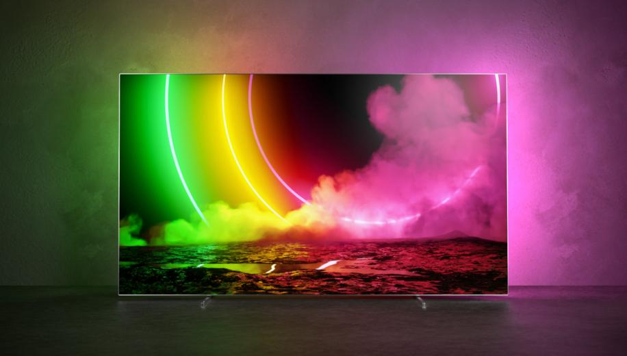 Philips announces 806, 856 and 706 OLED TVs for 2021