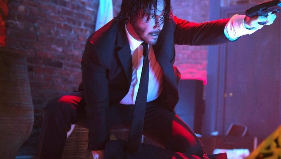 John Wick Ultra HD Blu-ray Review