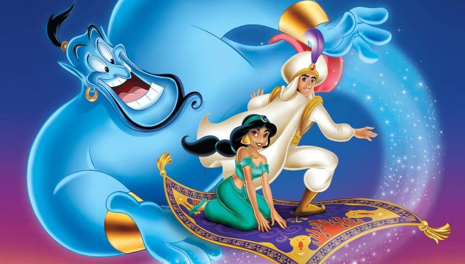 Aladdin 4K Blu-ray Review