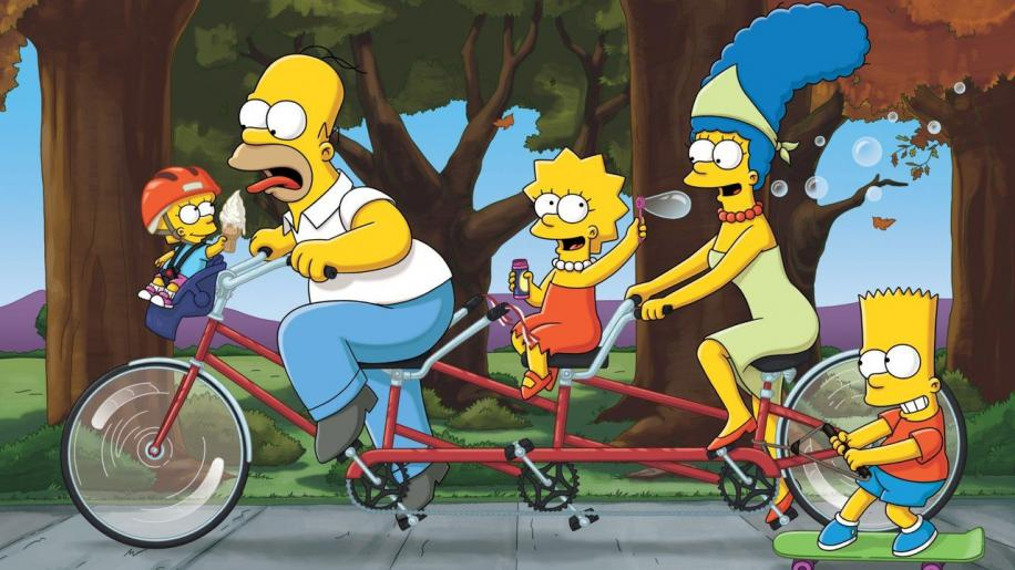 Simpsons, The: On Your Marks, Get Set, D'Oh! DVD Review