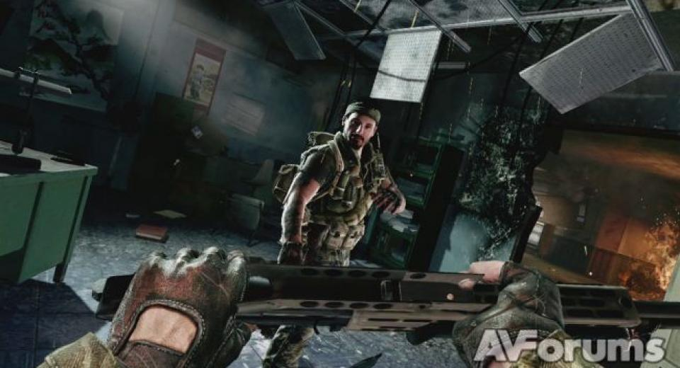 Call Of Duty: Black Ops Xbox 360 Review